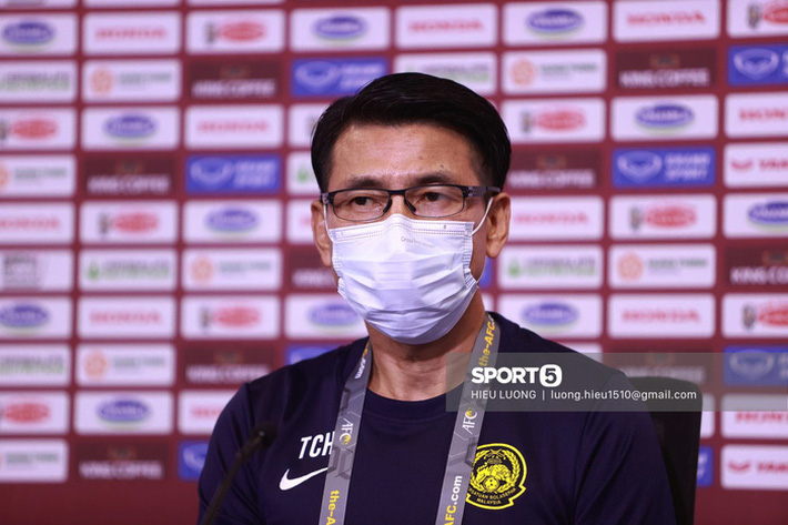 HLV Tan Cheng-hoe: Việt Nam thiếu Quang Hải là tin tốt, ĐT Malaysia đang có tinh thần mạnh mẽ - Ảnh 1.