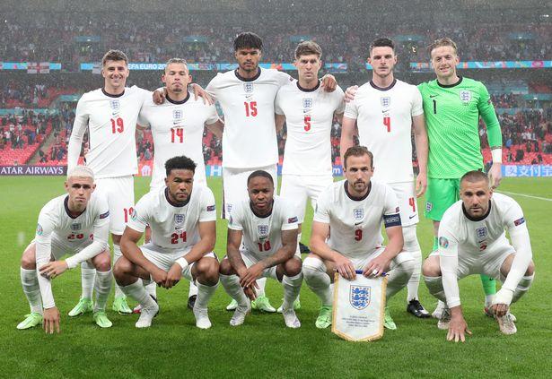 Đá tồi nhưng tuyển Anh vẫn phá một kỷ lục - Ảnh 1.