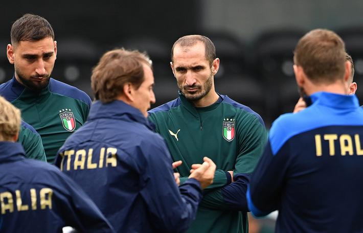 Link xem TRỰC TIẾP Italia vs Tây Ban Nha - Ảnh 1.