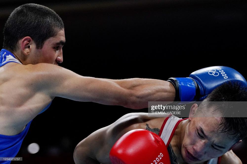 Mạnh miệng sau khi thắng võ sĩ Việt Nam, cao thủ Mông Cổ nhận cái kết đắng tại Olympic - Ảnh 2.