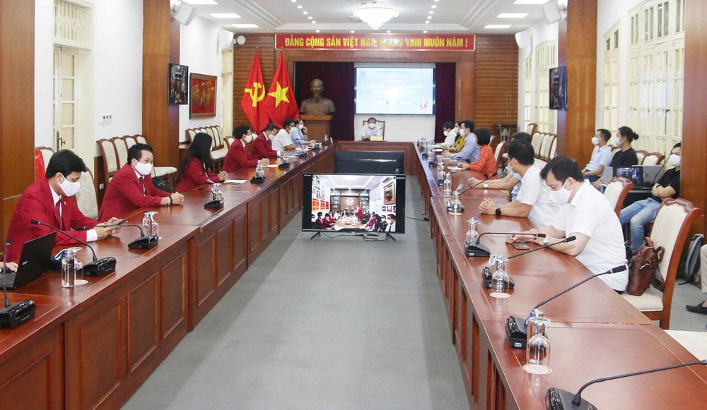 Đoàn TTNKT Việt Nam tham dự Paralympic Tokyo 2020 với 15 thành viên - Ảnh 1.