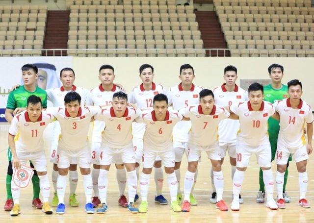 Lịch thi đấu futsal Việt Nam ở World Cup futsal 2021 - Ảnh 2.
