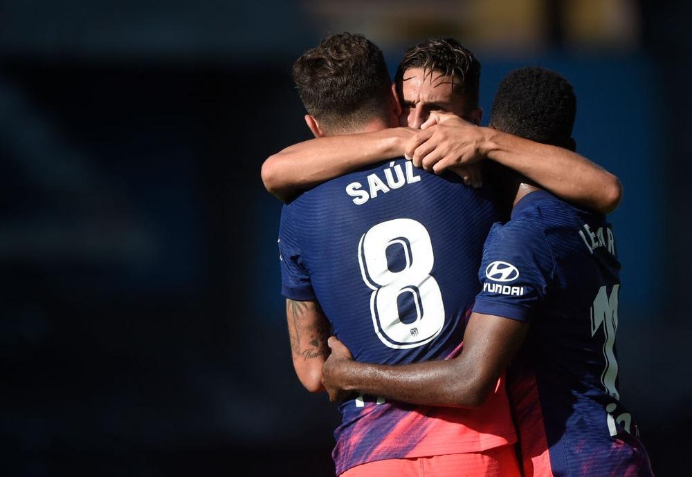 Đương kim vô địch La Liga giành 3 điểm nhọc nhằn trong ngày ra quân - Ảnh 10.