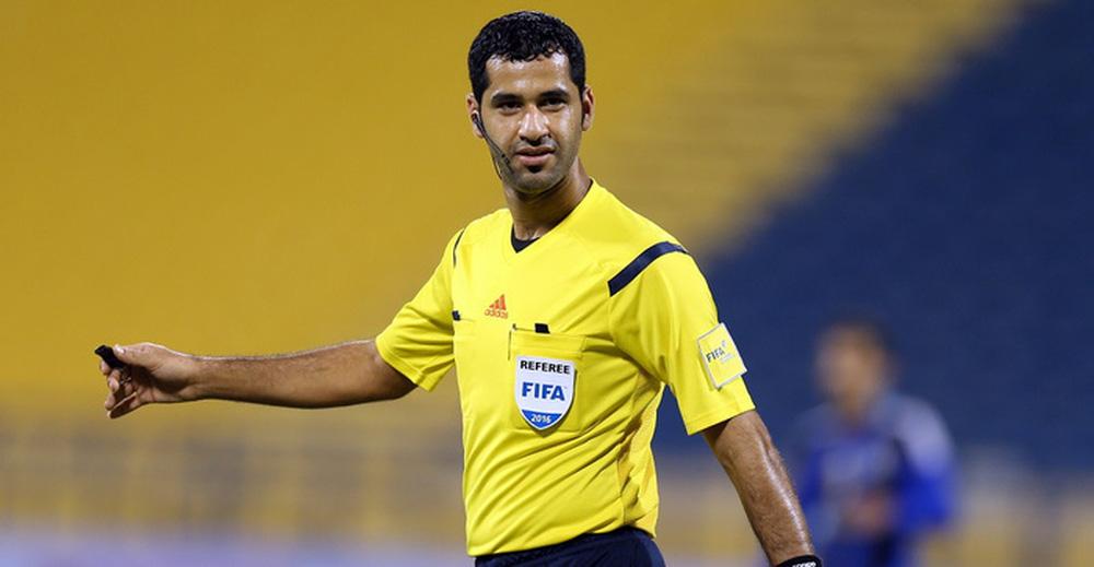 6 trọng tài Qatar điều khiển trận Việt Nam - Australia tối 7/9 - Ảnh 1.